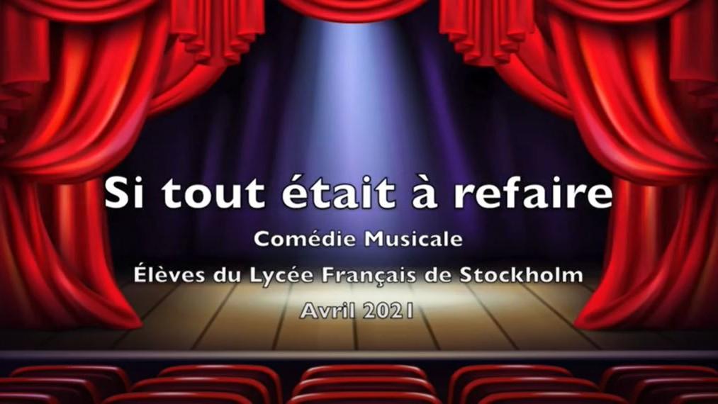 """A musical against bullying at school: """"Si tout était à refaire"""""""