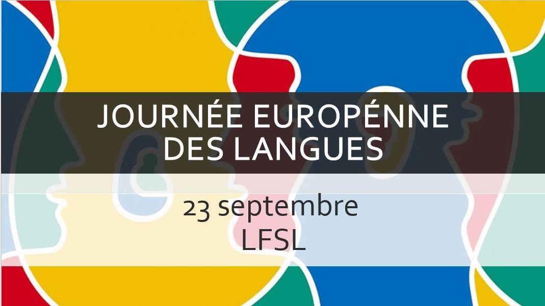 Europeiska språkdagen på LFSL